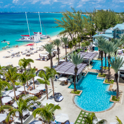 <p>The Westin Grand Cayman Seven Mile Beach Resort & Spa // © 2017 Starwood Hotels & Resorts</p><p>Feature image (above): Fairmont Saint Lucia...