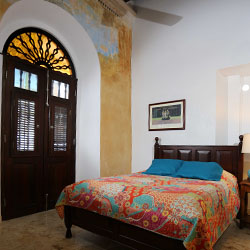 <p>Set in the heart of Old San Juan, Casa Sol Bed and Breakfast offers five rooms. // © 2015 Casa Sol Bed and Breakfast</p><p>Feature image (above):...