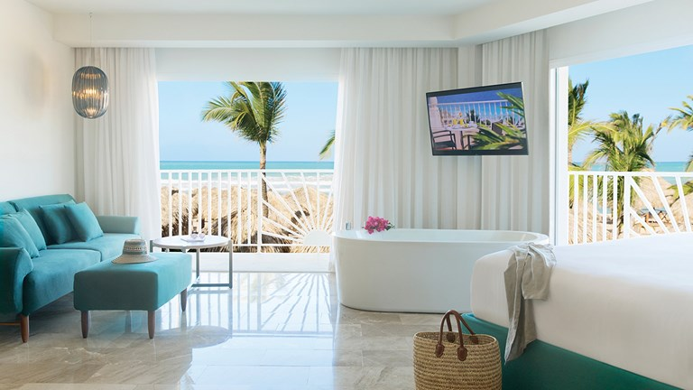 Excellence Punta Cana Oceanview Suite