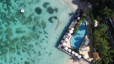 Hotel Review: Blue Waters Resort & Spa on Antigua