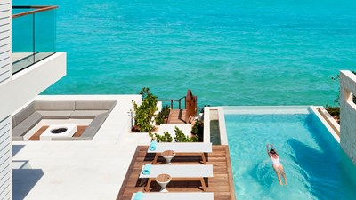 Wymara Resort & Villas Launches Overwater Bungalows in Turks and Caicos