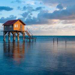 Ambergris Caye, Belize // © 2014 Thinkstock