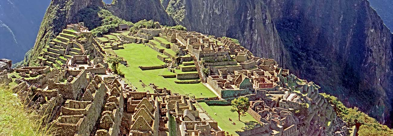 Spend a Week in Peru