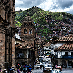 <p>Agents will be able to walk the streets of Cusco during their 15-day tour of Peru. // © 2017 Creative Commons user <a...