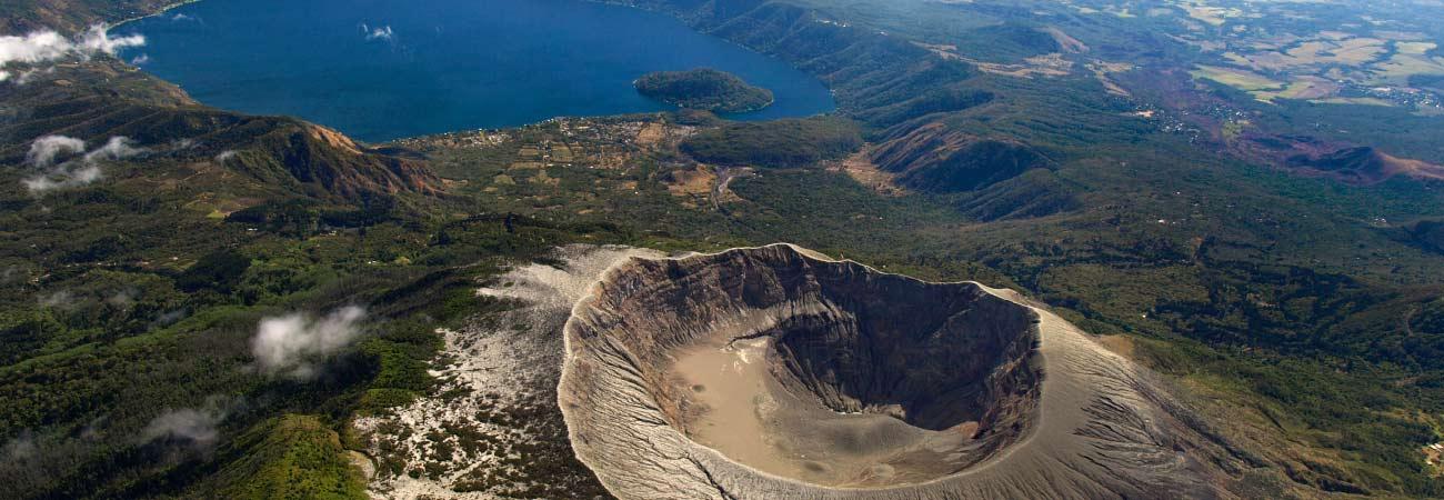 Hiking Over Volcanoes In El Salvador Travelage West