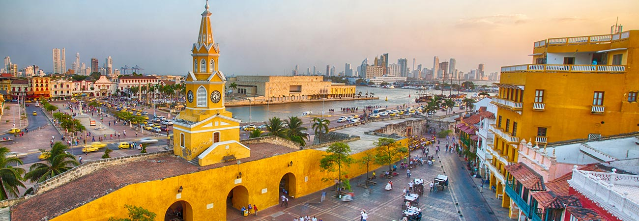 Is Colombia the Next Hot Destination in South America