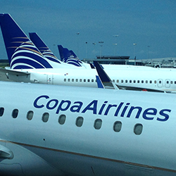 Copa Airlines announced new service between Panama City and several destinations in the Americas. // © 2014 LatinFlyer.com