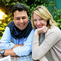 <p>Lucas Montes de Oca and Samantha Lewis, a husband-and-wife team, are passionate owners of The Lima Gourmet Company in Lima, Peru. // © 2014...