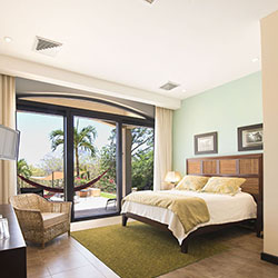 <p>Only seven guestrooms make up this luxury boutique hotel. // © 2015 Villa Buena Onda</p><p>Feature image (above): Villa Buena Onda is located in...
