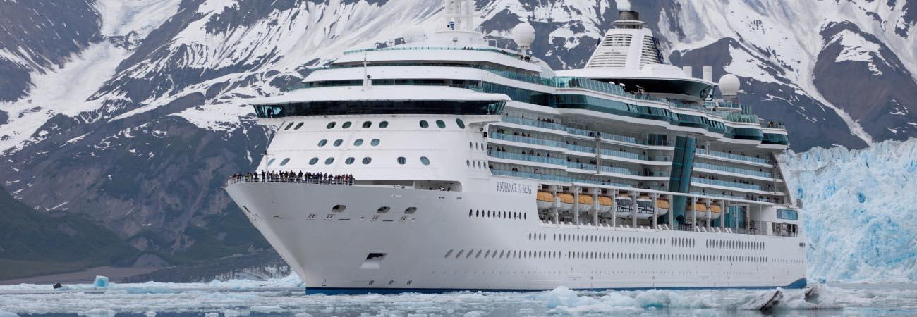 Alaska Cruising With Royal Caribbean Travelage West