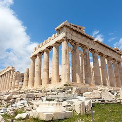 <p>Agents can see the Parthenon in Athens, Greece, during Sterling Vacations' Aegean- Adriatic Wonders cruise. // © 2017 iStock</p><div></div>