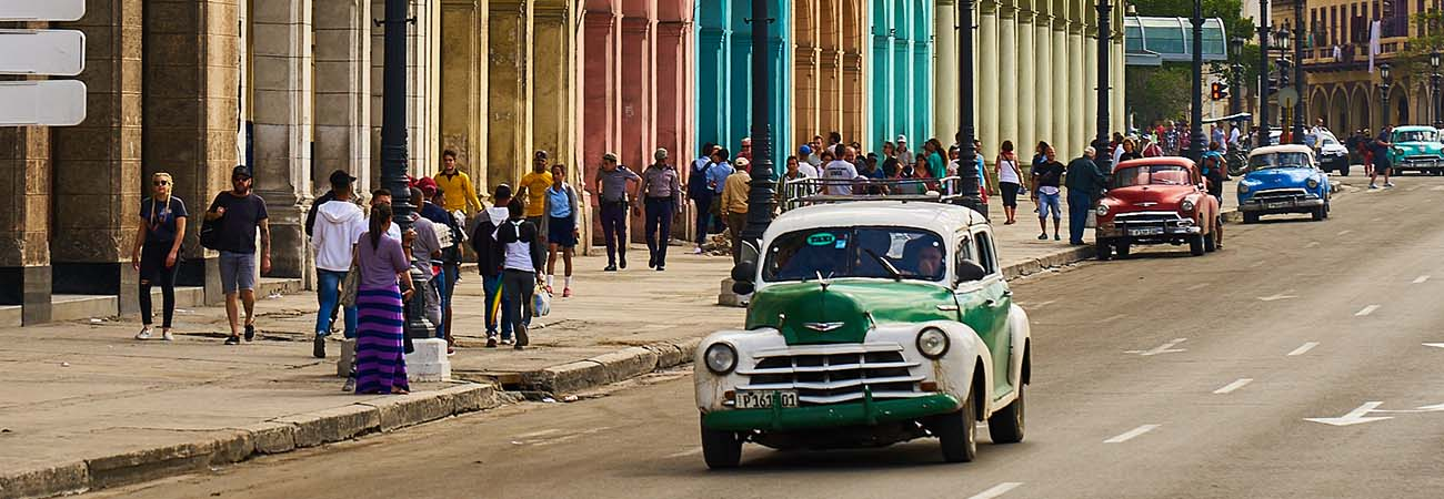An All-Inclusive Cruise to Cuba