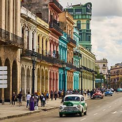 "<p>Spend two full days exploring Havana, Cuba. // © 2017 Creative Commons user <a href=""https://www.flickr.com/photos/pedrosz/32973275555/""..."