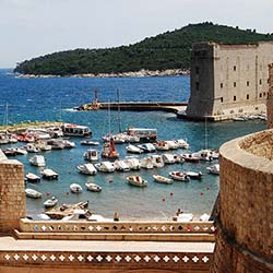 "Head to Dubrovnik, Croatia, with Sterling Vacations. // © 2017 Creative Commons user <a href=""https://www.flickr.com/photos/lena_ni/2611921438/""..."
