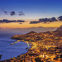 <p>Agents will make a stop in the town and port of Funchal on Madeira Island in Portugal during this 12-day cruise. // © 2016 iStock</p><div></div>