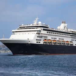 Holland America Line's Veendam called in Mazatlan in November. // © Holland America Line