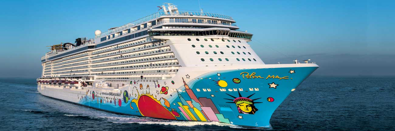 Norwegian Breakaway Offers a Range of Cabins