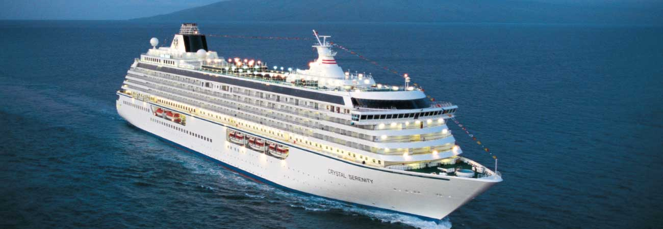 Crystal Serenity Refreshes