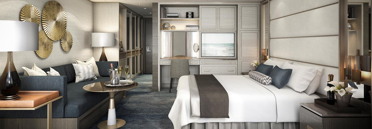 The Epic Expansion of Crystal Cruises