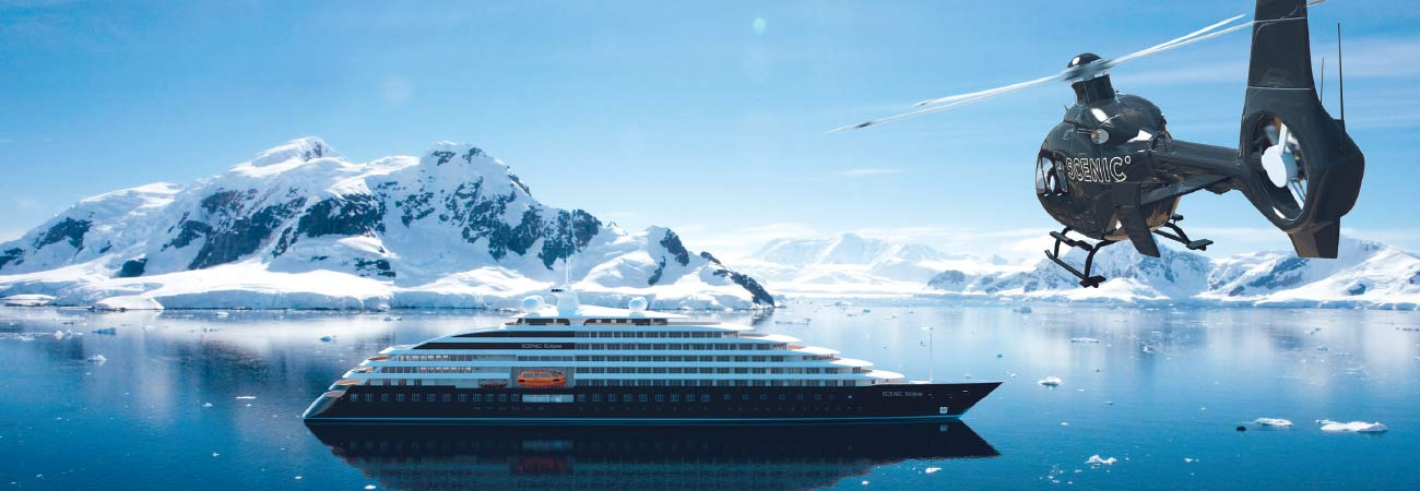 All You Need to Know About Luxury Expedition Cruising