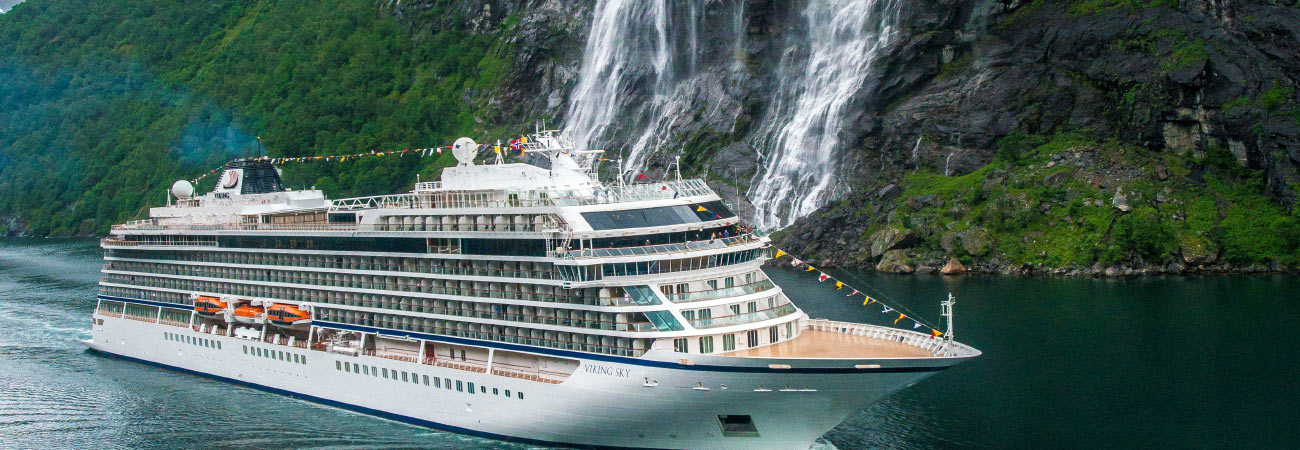 Cruise Review: Viking Sky