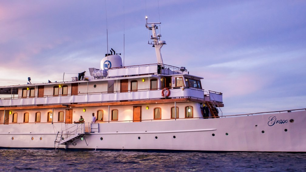 Cruise Review: Quasar Expeditions' Grace