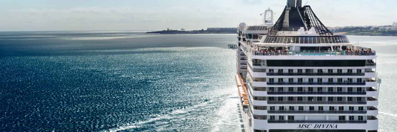 MSC Divina Enters North America