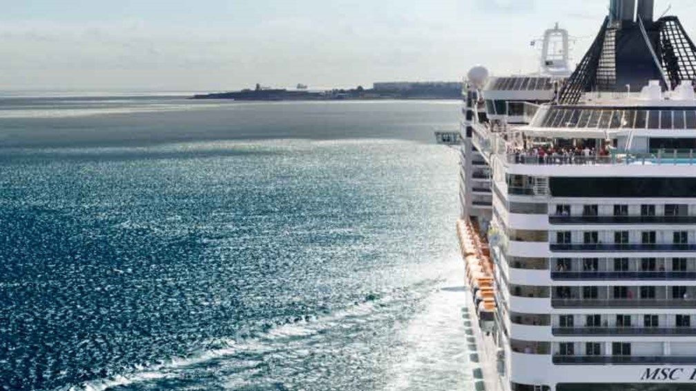 MSC hopes to attract more North American passengers to the Divina. // © 2014 MSC Cruises 3