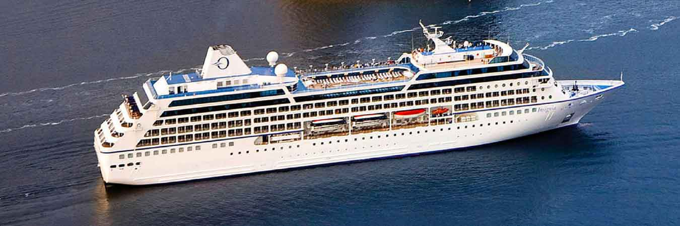 World Cruises Get Fresh Update
