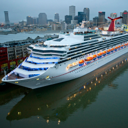 The renewed Carnival Sunshine will homeport in New Orleans. // © 2013 Carnival Cruise Lines