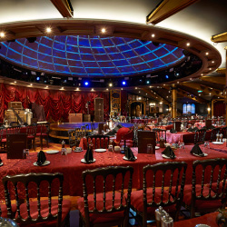 The Getaway's unique Illusionarium will delight guests. // © 2014 Norwegian Cruise Line