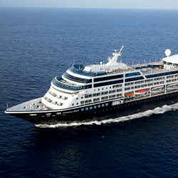The Azamara Quest sails exciting itineraries in the Sea of Cortez. // © 2014 Azamara Club Cruises