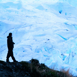 Pia Glacier is one of many glaciers that guests can visit with Australis. // © 2014 Australis
