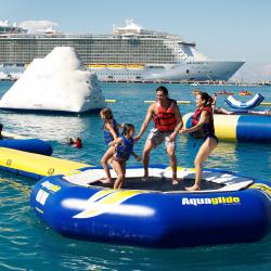Next year, Royal Caribbean will increase capacity in the region. // © 2014 Royal Caribbean
