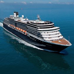 <p>HAL's Westerdam will sail from San Diego to Mexico until February. // © 2016 Holland America Line</p><p>Feature image (above): B.B. King's Blues...