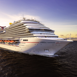 <p>Carnival Panorama will debut in 2019 in Southern California. // © 2018 Carnival Cruise Line</p><p>Feature image (above): The Long Beach Cruise...