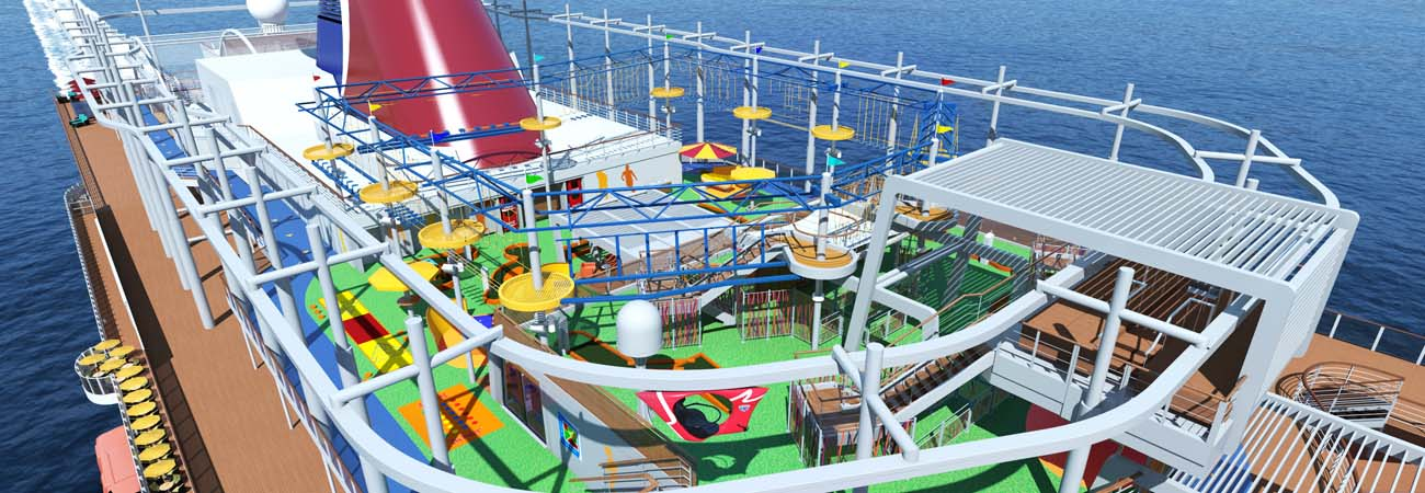 Carnival Vista Builds on Innovation and Past Design