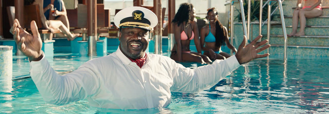 Carnival Partners With Shaquille O'Neal for Ad Campaign