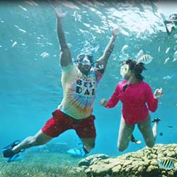 <p>The ad campaign features everything from television spots to online testimonials from first-time cruisers. // © 2018 Carnival Cruise...
