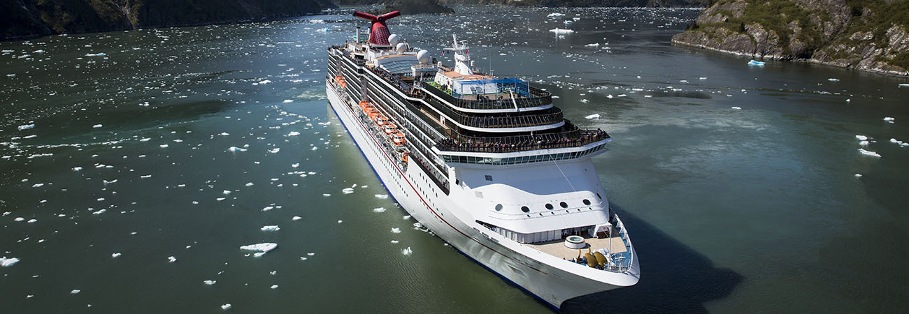 Carnival Cruise Line Announces New Ships, New Alaska Itinerary