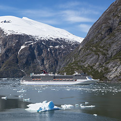 <p>Clients who want to cruise to Alaska will have new Carnival itineraries to choose from beginning in 2017. // © 2016 Carnival Cruise...
