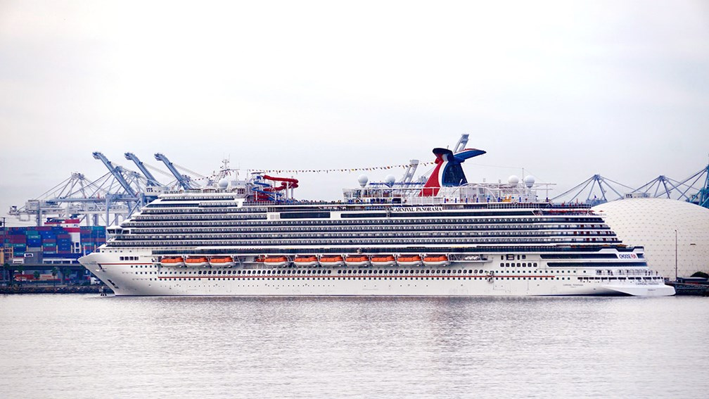 Cruise Review: Carnival Panorama