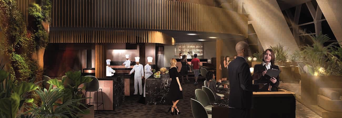 Celebrity Cruises Introduces Eden Venue