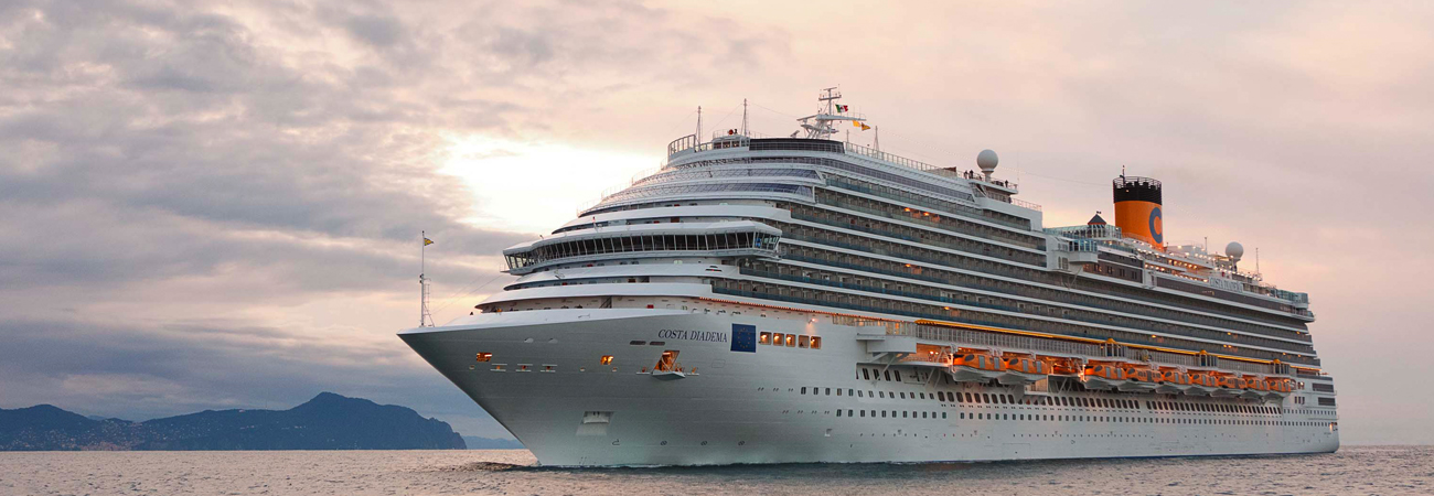 Costa and Central Holidays Create Costa Cruise Tours