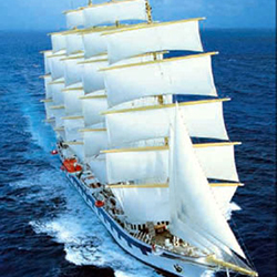 <p>Star Clippers has started construction on a fourth tall ship, similar to Royal Clipper, which launched in 2000. // © 2015 Star...