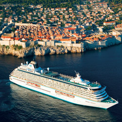 <p>Crystal Serenity in Dubrovnik, Croatia // © 2015 Crystal Cruises</p><p>Feature image (above): Crystal Cruises is now owned by Genting Hong Kong. //...