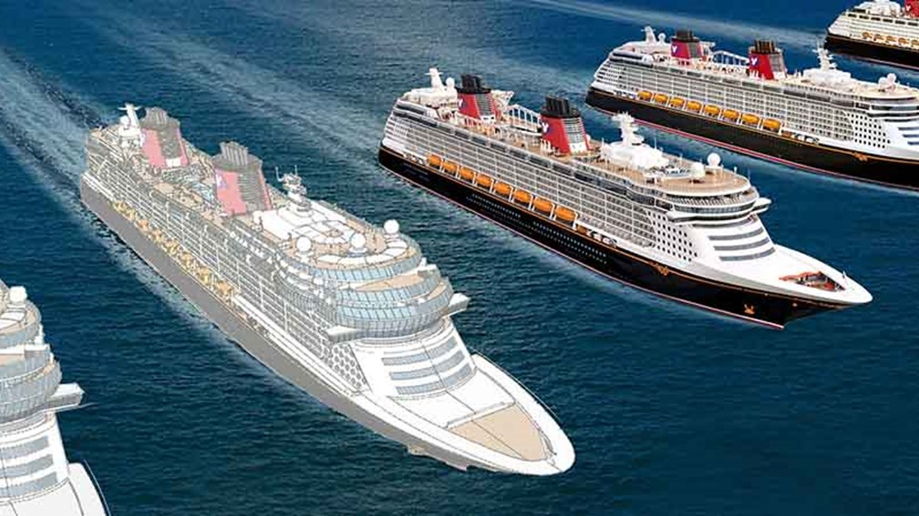 Disney Cruise Line Will Add Seventh Ship to Fleet