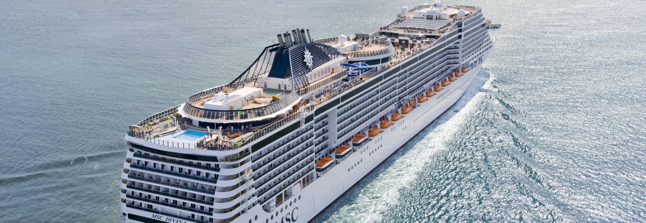 MSC Divina Moves to Caribbean Year-Round