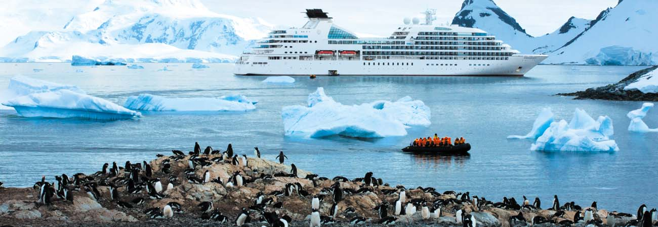 The New Faces of Luxury Expedition Cruising