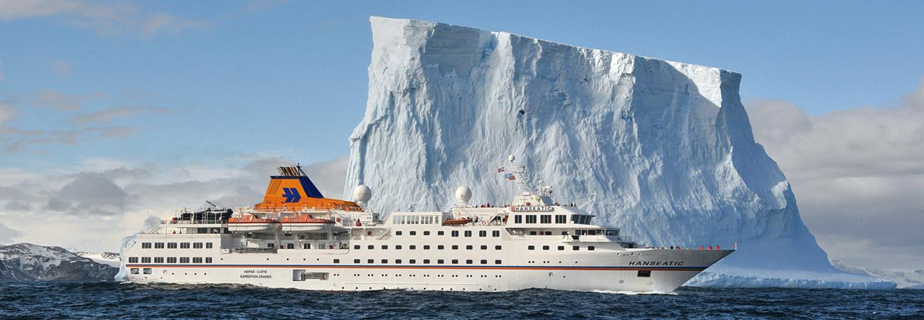 Hapag-Lloyd's New Expedition Cruises